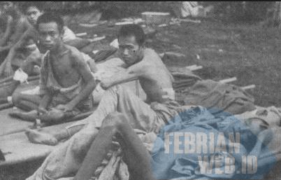 derita rakyat indonesia di masa pemerintahan jepang