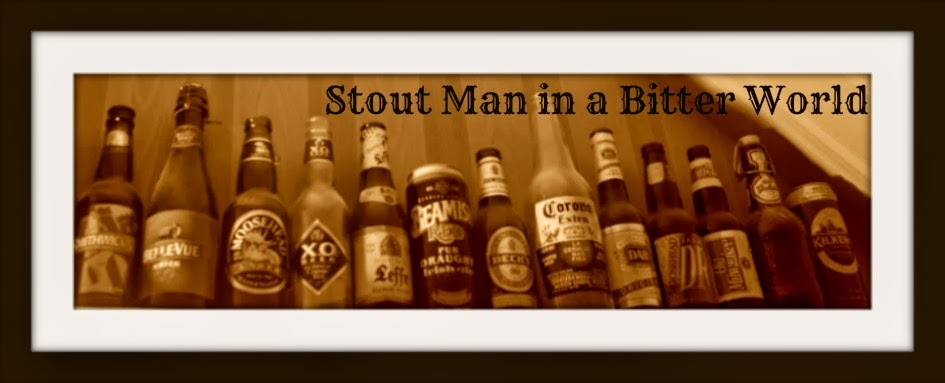 Stout Man in a Bitter World