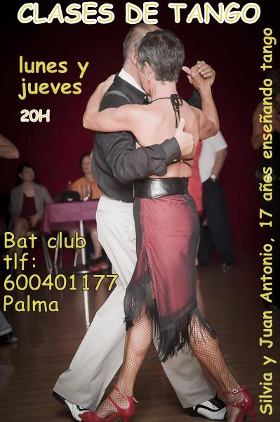 17 años impartiendo clases de tango