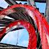 Six Flags México: nova atração + novas imagens da reforma da Medusa Steel Coaster