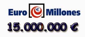 Sorteo de Euromillones del martes 24 de junio de 2014