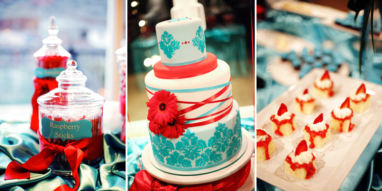 Sonal J Shah Event Consultants LLC Red White And Blue Inspired Decor