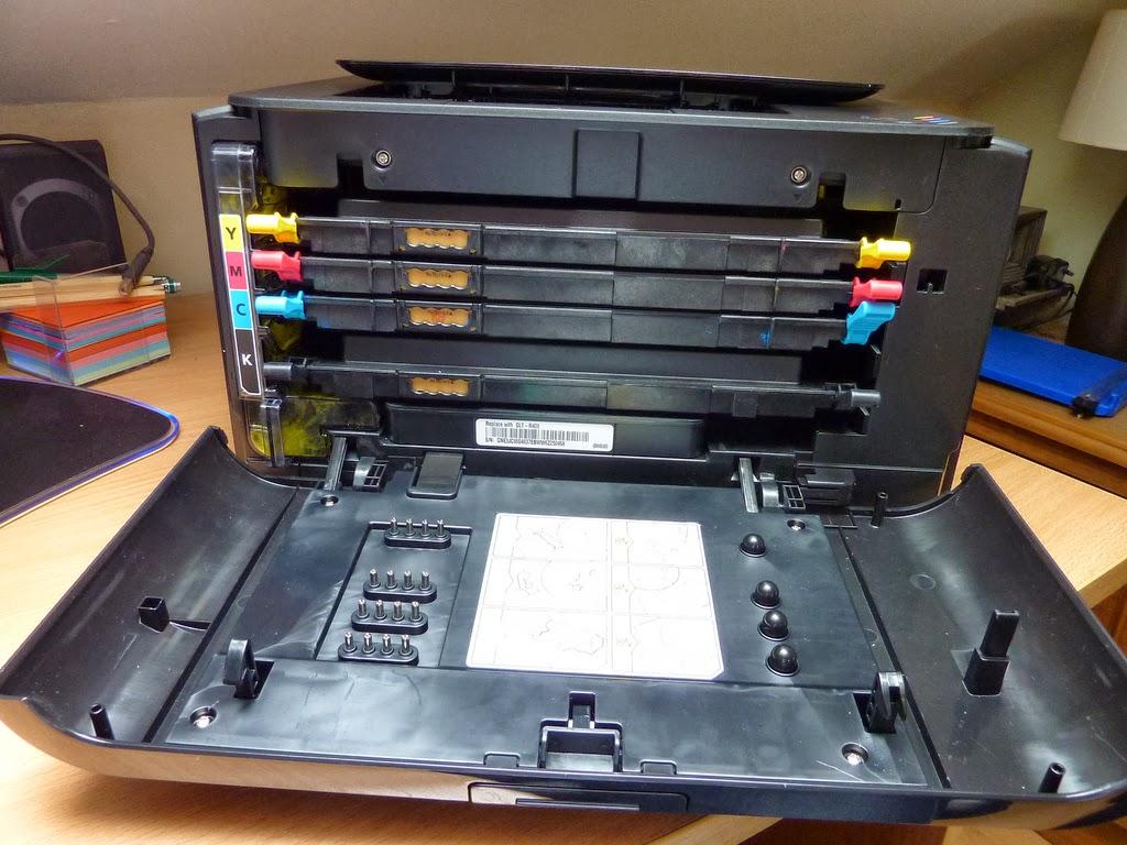 Cuales son los tipos de impresoras que existen es rellenado for Impresora 3d laser