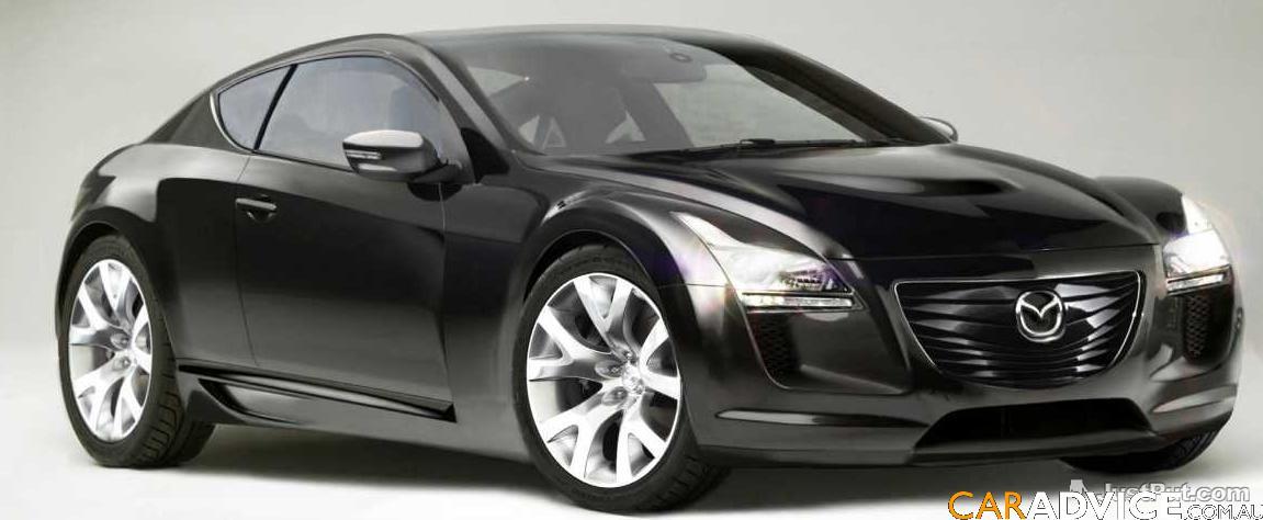 Mazda RX 9 2012