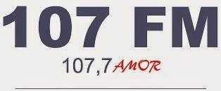 Rádio 107 Amor FM de Ponta Grossa PR ao vivo pela net
