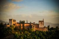 Pevnost Alhambra