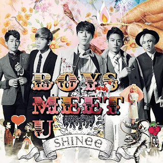 Download [Japanese Album] SHINee - Boys Meet U