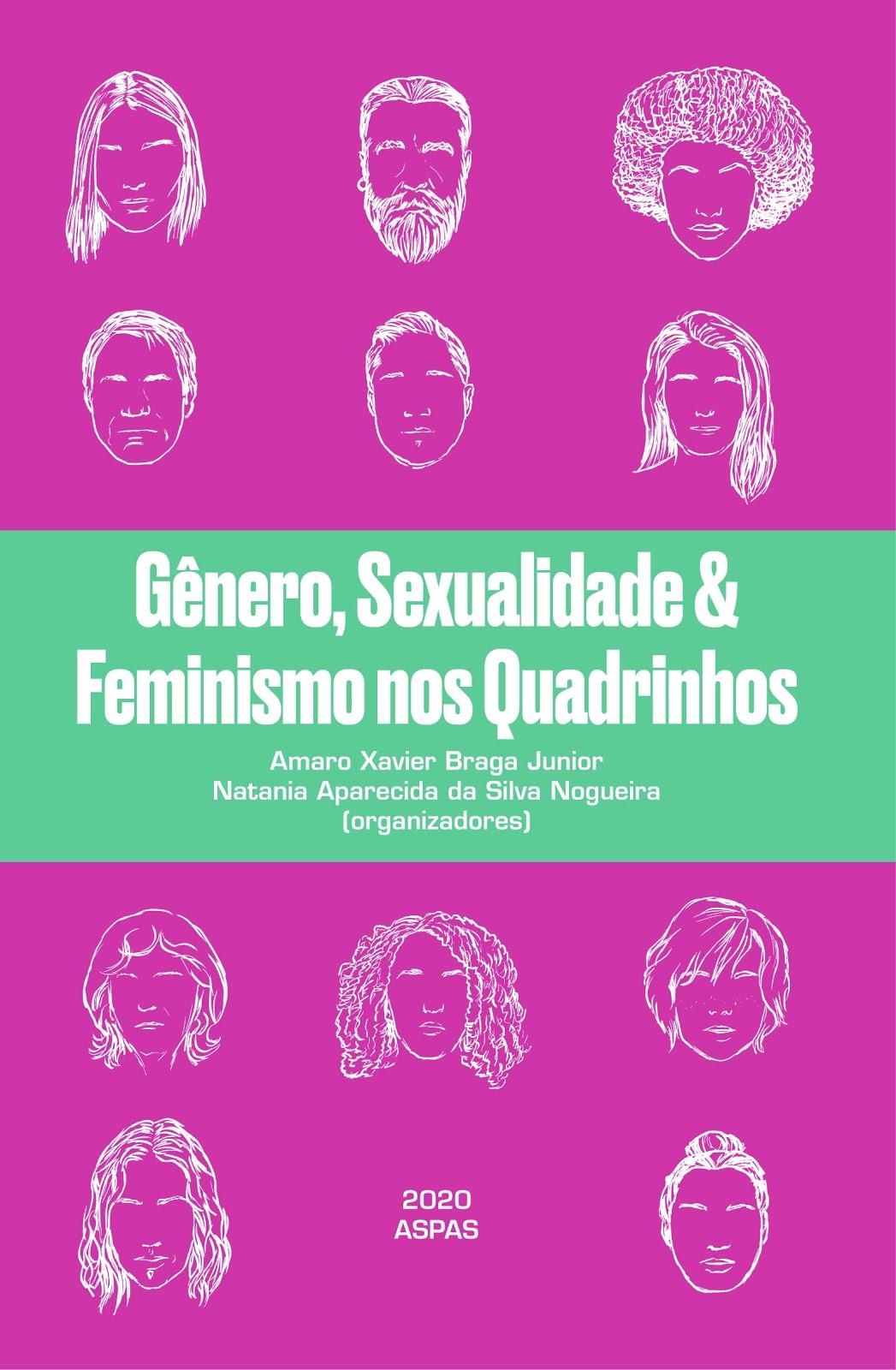 LIVRO: GÊNERO, SEXUALIDADE & FEMINISMO NOS QUADRINHOS