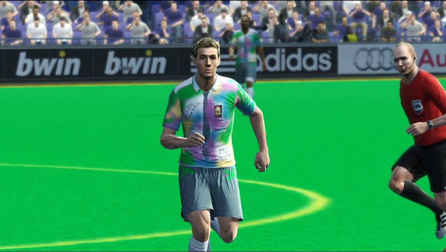 PES2013 KITS Seragam SMA by Richard Siallagan