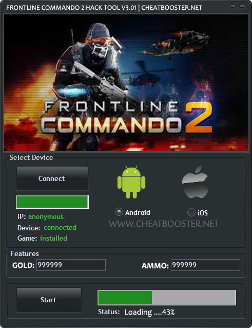 Frontline Commando 2 Hack
