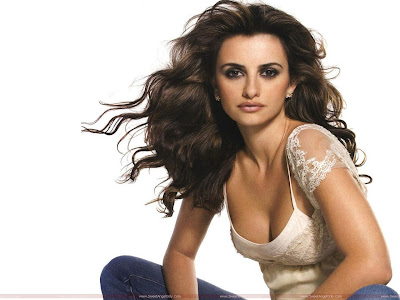 Penelope Cruz Hollywood Hot Actress
