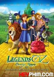 Huyền Thoại Xứ Oz: Sự Trở Lại Của Dorothy