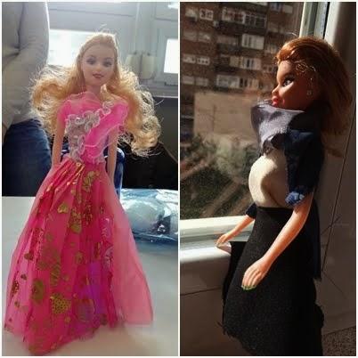 El cambio de las muñecas
