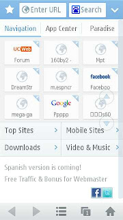 Download UC Browser 8.3 For Free