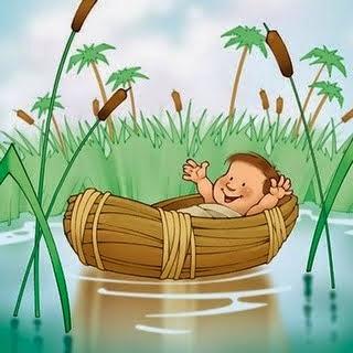 O nascimento de Moisés