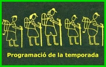 PROGRAMACIÓ DEL TRIMESTRE