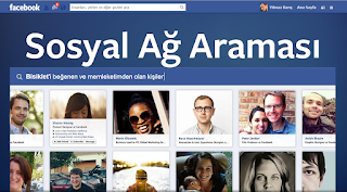 Facebook Arama Motoru Graph Search