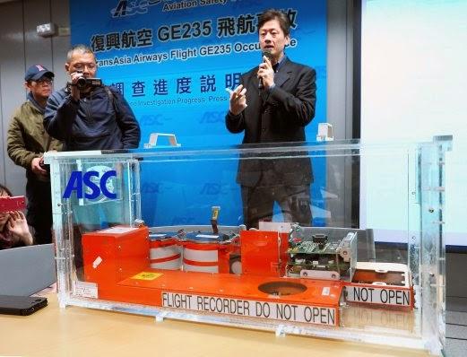 Siasatan nahas TransAsia tumpu pada kegagalan enjin