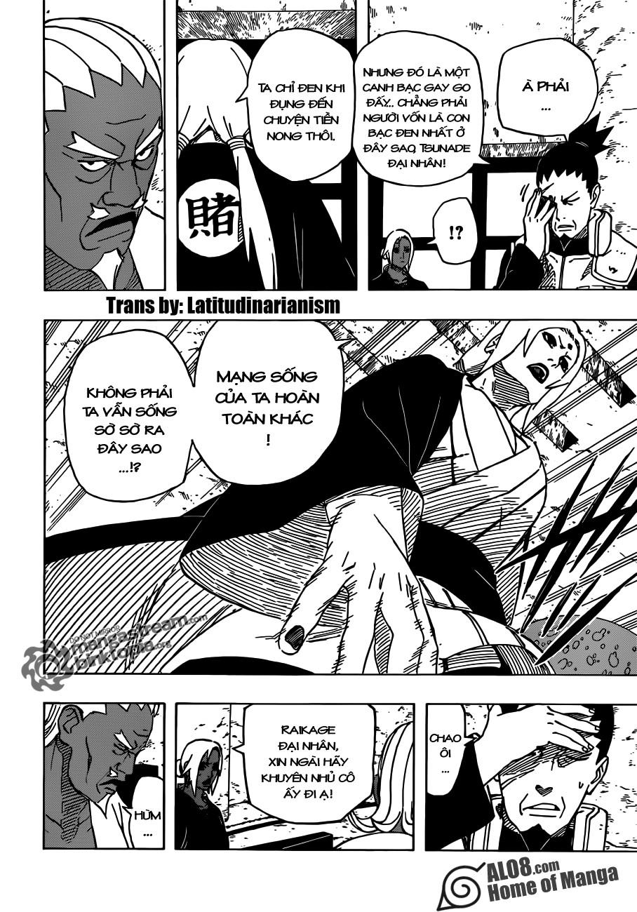 Naruto chap 562 Trang 8 - Mangak.info