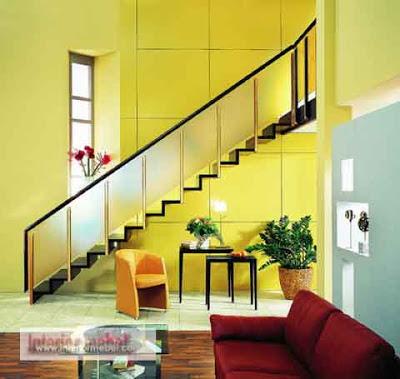 desain  tangga rumah minimalis 02