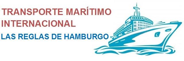 transporte maritimo internacional-reglas de hamburgo