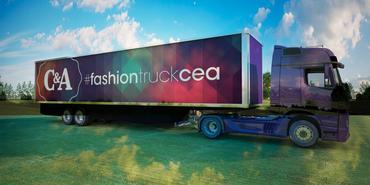 Fashion Truck C&A no São João de Caruaru