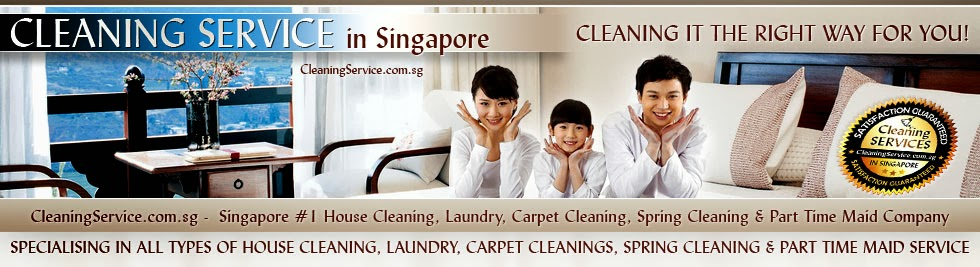 Singapore Cleaning Service - Blog