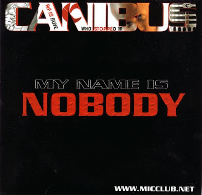 Canibus ‎– My Name Is Nobody (2003) (CD) (192 kbps)