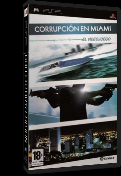 Corrupción en Miami [Full] [Español] [PSP] [FS]
