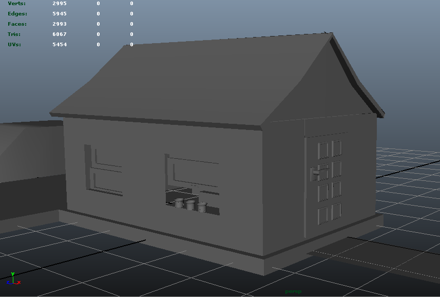 3D Modeling with Maya - Just2me