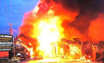 ibadan tanker fire,governor ajumobi,news,fire
