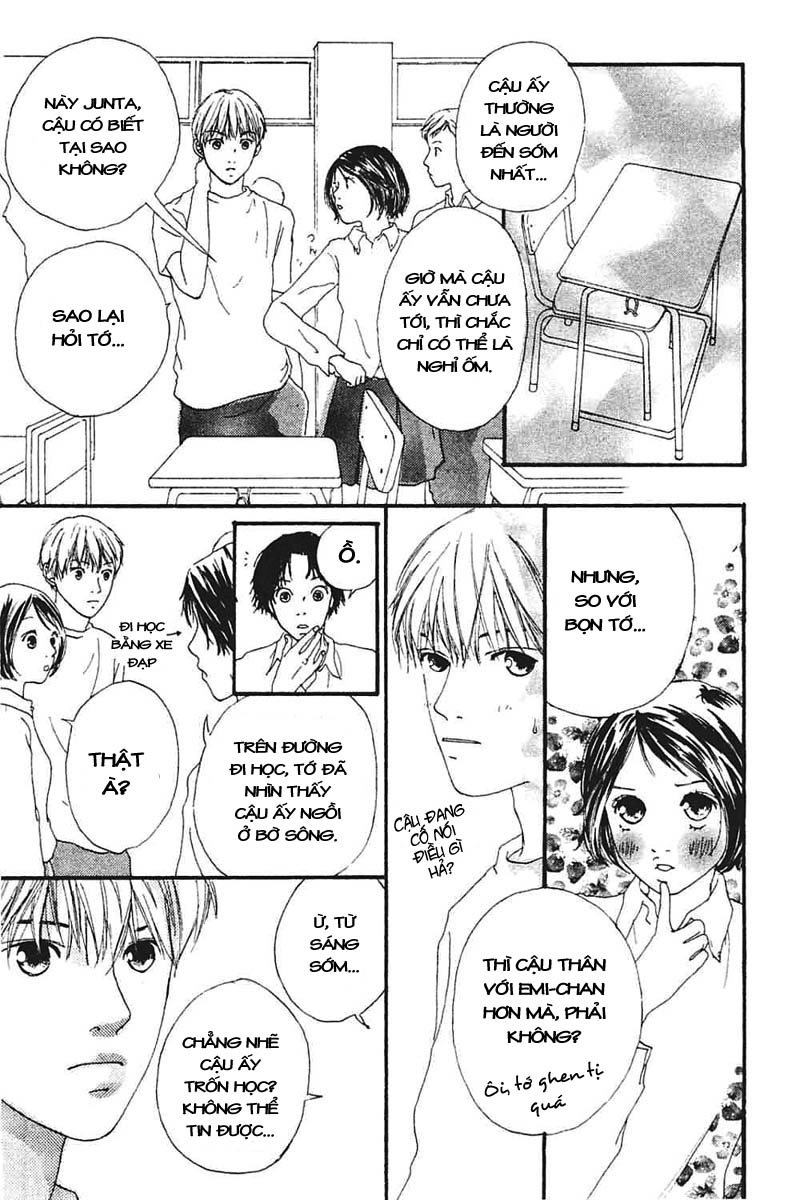 Watashi no Koibito chap 4 - Trang 10