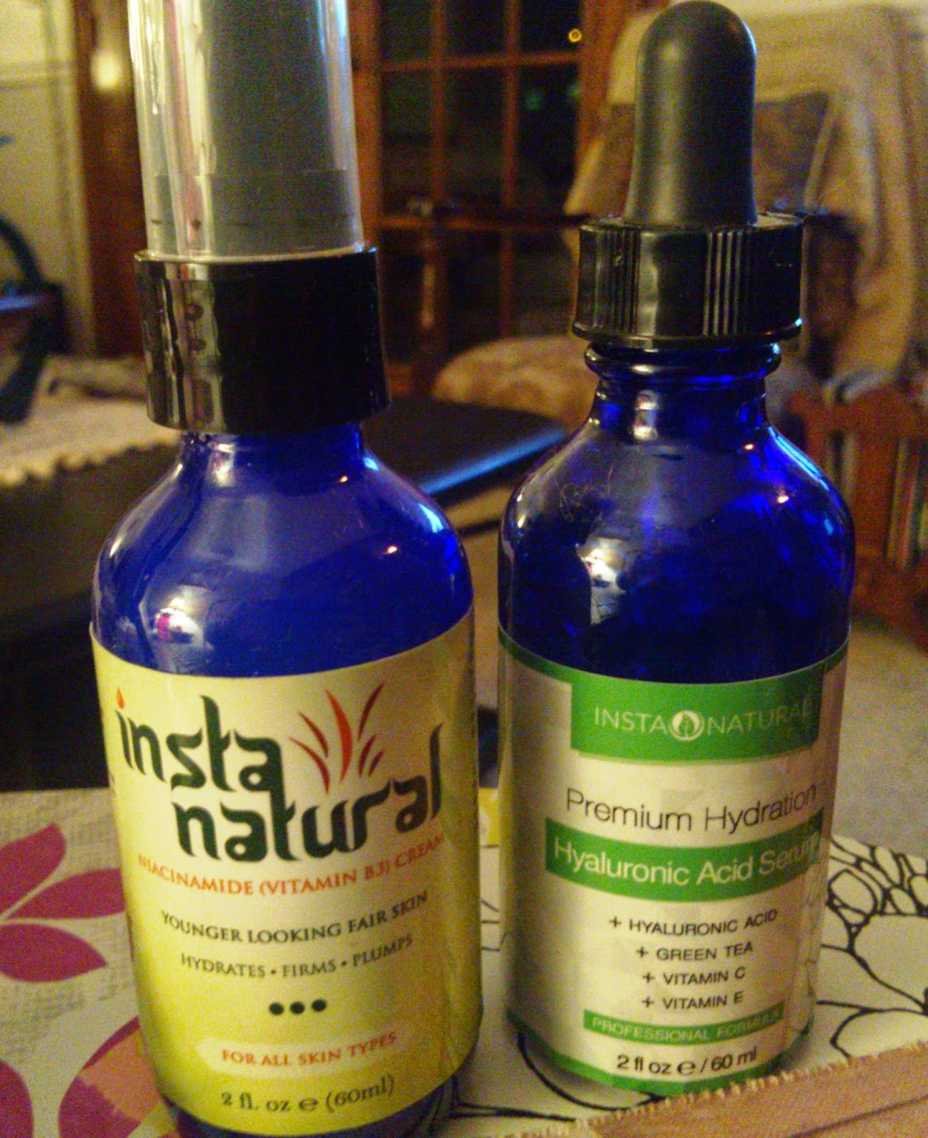 InstaNatural Niacinamide Vitamin B3 Serum Review