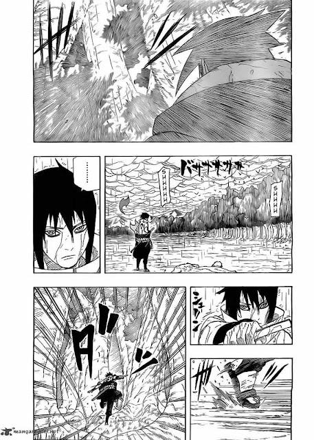 Baca Manga, Baca Komik, Naruto Chapter 575, Naruto 575 Bahasa Indonesia, Naruto 575 Online