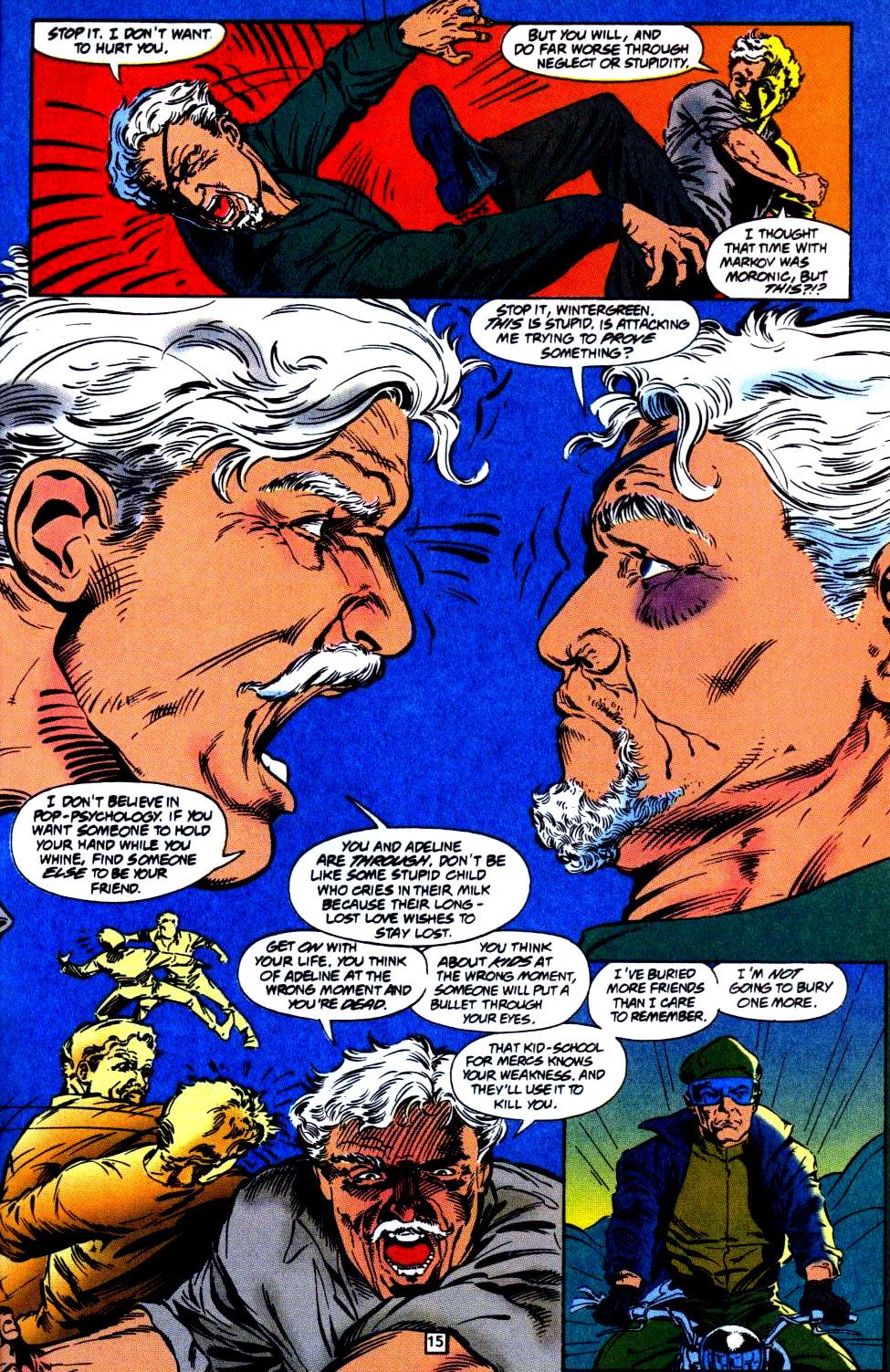 Deathstroke (1991) Issue #35 #40 - English 16