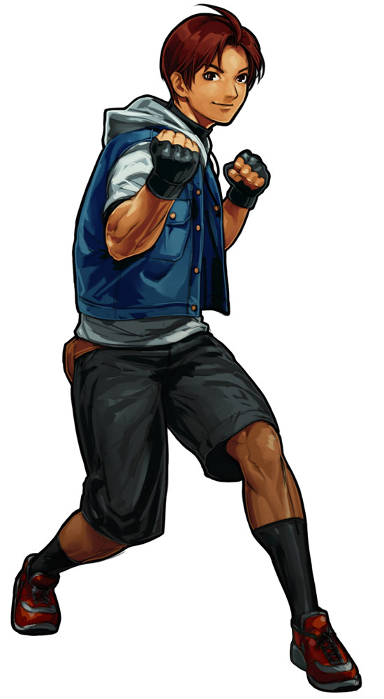 Ca adora de imagens the king of fighter sie kensou - King of fighters characters pictures ...