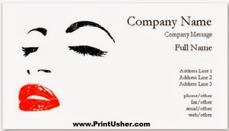 Custom shape business cards lip shaped business cards lip shaped business cards colourmoves