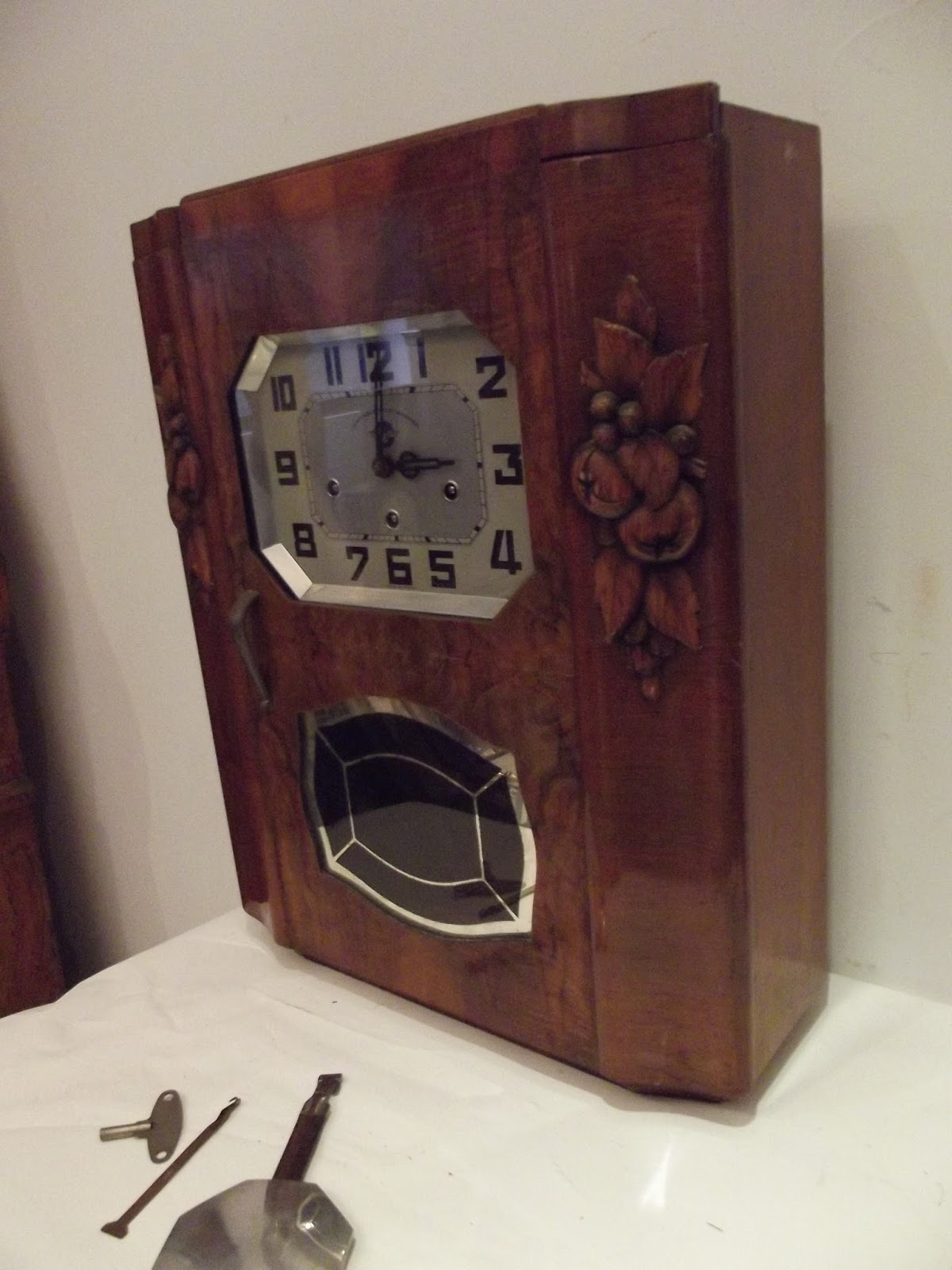Www Didoulabrocante Fr Ancien Carillon Foret Noire Carrez