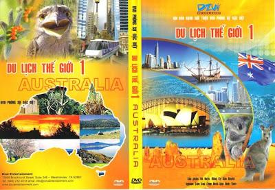 Du lịch thế giới 1 – Australia