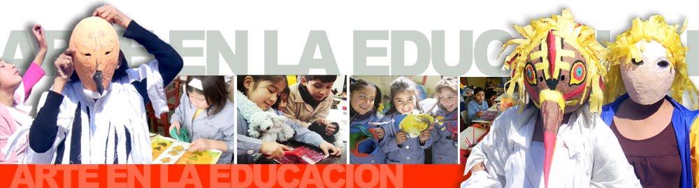 ARTE EN LA EDUCACION PUBLICA EN CALIFORNIA