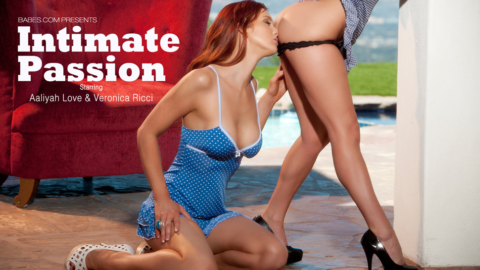 Babes9-05 Aaliyah Love & Veronica Ricci - Intimate Passion 03250