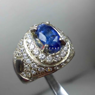 Batu Permata Blue Sahire Ceylon