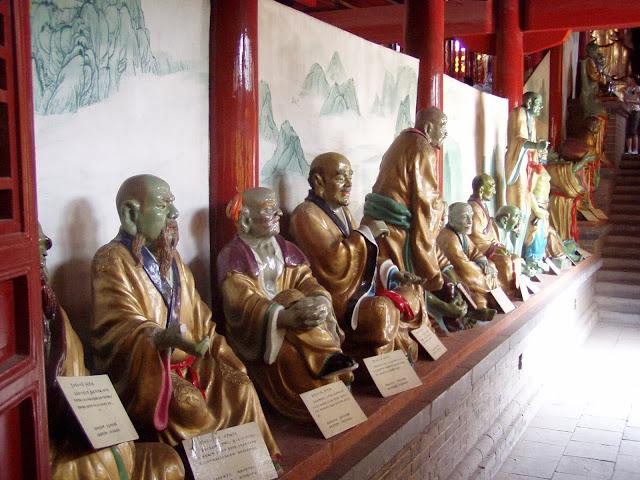Shaolin Temple Dengfeng Buddha's