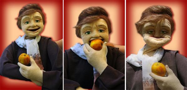 Кукла с секретом