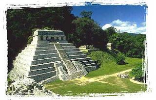 gambaran kebudayaan bangsa maya