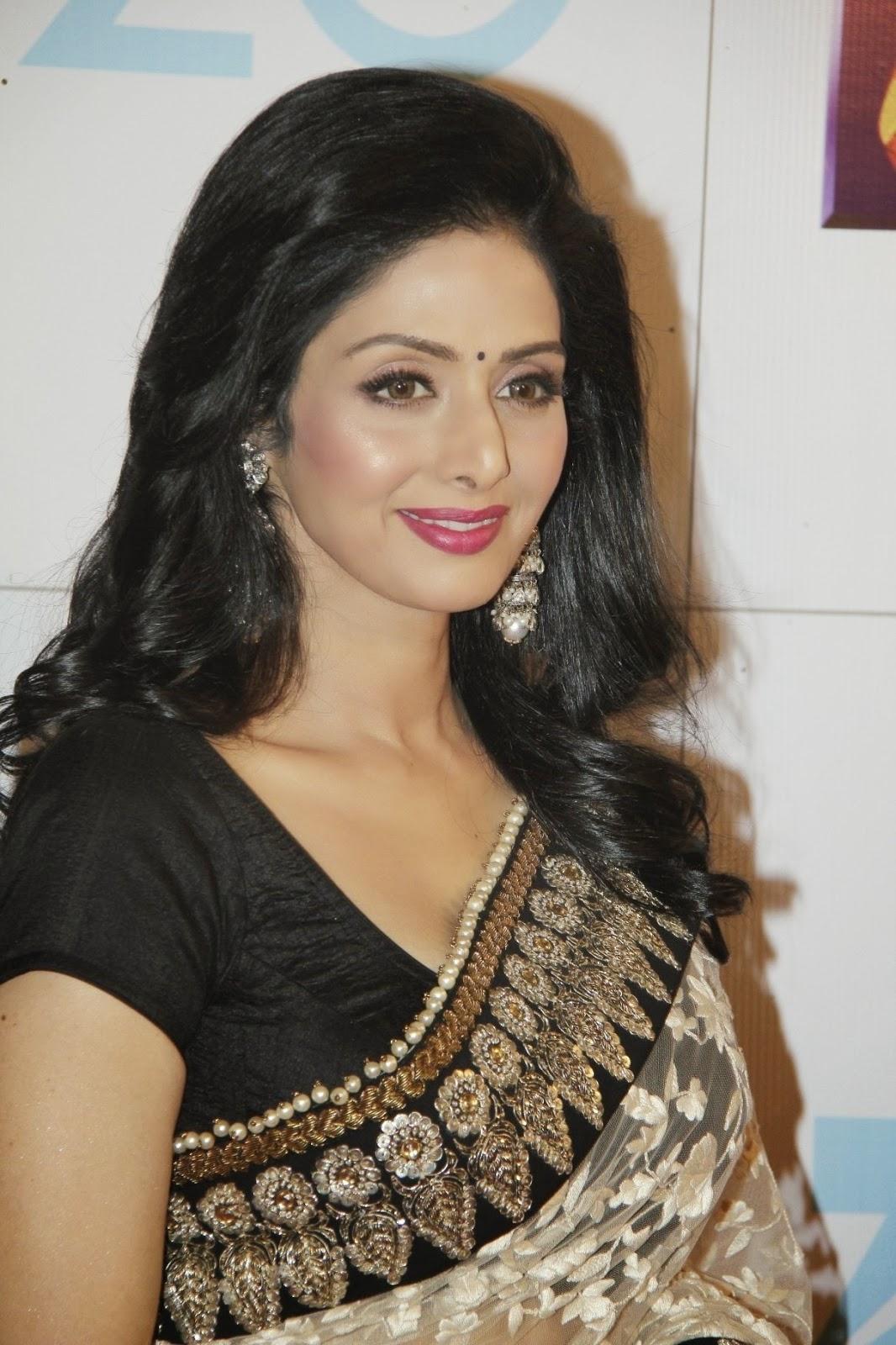 Actress Sridevi Beautiful Images HD