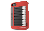 Buy Musubo Match Book Pro MU11009RD Case for iPhone 4/4S at Amazon