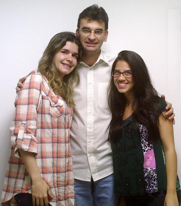Encontro entre Lélia (GESAN-MG), Alcemi e Rhayanne (GESAN-ES): troca de experiências