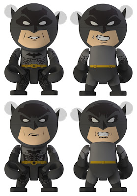 Batman Trexi Vinyl Figure Series by Play Imaginative - Batman Begins & Dark Knight Rises