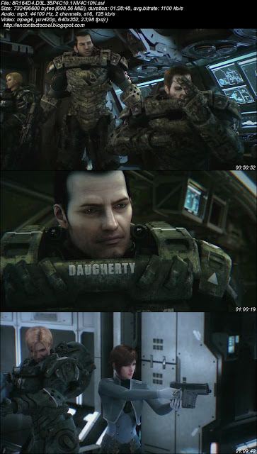 Starship Troopers: Invasión 2012 screenshot .jpg